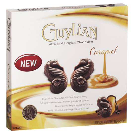 Guylian Chocolate Sea Horses Caramel
