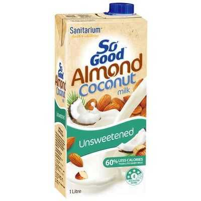 Sanitarium So Good Unsweetened Almond & Coconut Milk