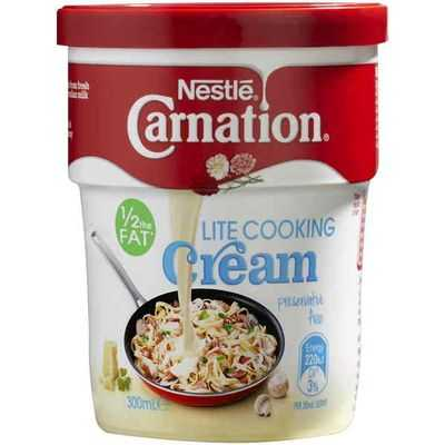 Carnation Lite Cooking Cream