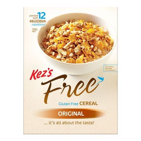 Kezs Free Cereal Original