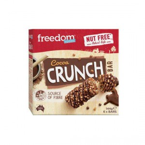 Freedom Foods Bar Cocoa Crunch