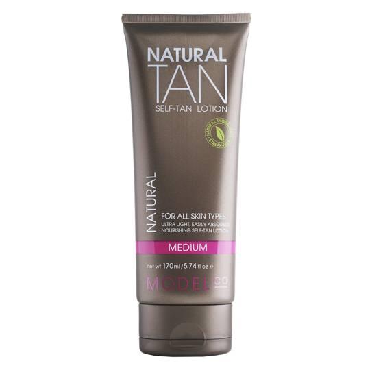 Modelco Natural Tan Sensitive Self Tan