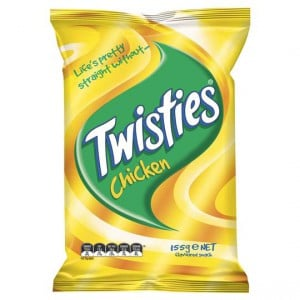 Twisties Share Pack Chicken