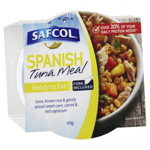 Safcol Tuna Meal Spanish