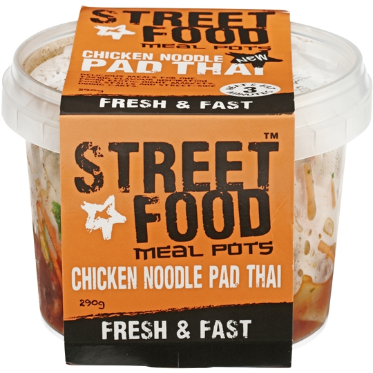 Street Food Pad Thai