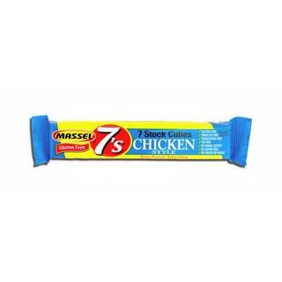 Massel 7's Chicken Cubes Gluten Free