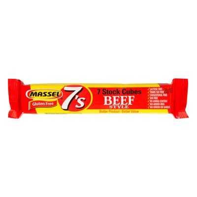 Massel 7's Beef Cubes Gluten Free