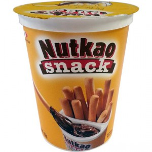 Nutkao Chocolate Snack Cup