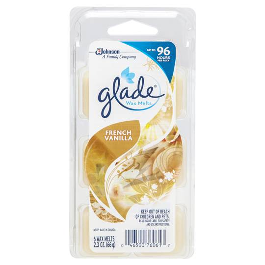 Glade Melts French Vanilla