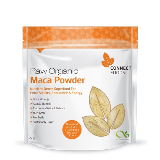 Connect Foods Maca Powder