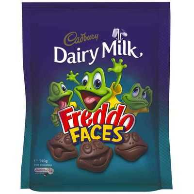 Cadbury Dairy Milk Freddo Faces Bites