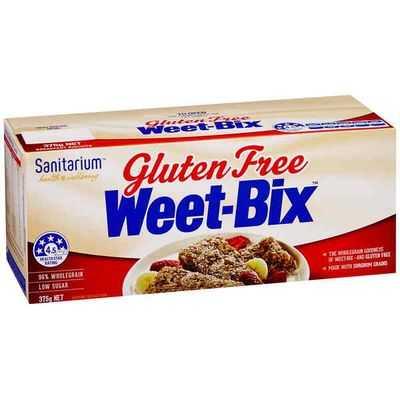 Sanitarium Gluten Free Weet-bix