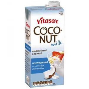 Vitasoy Unsweetened Coconut Milk