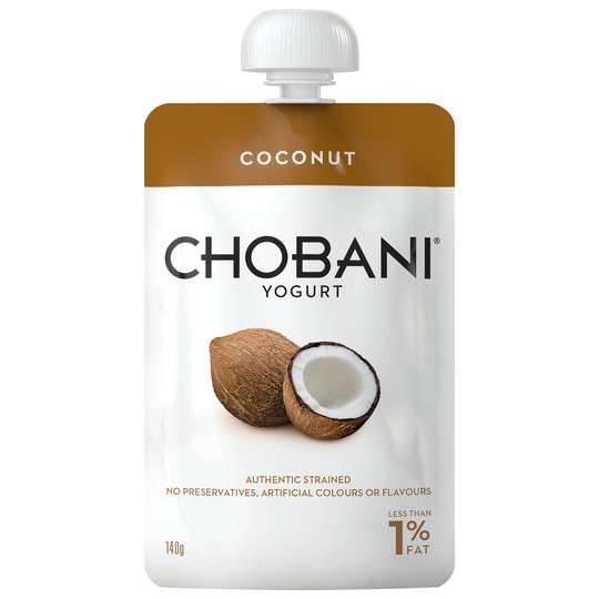 Chobani Coconut Yoghurt Pouch