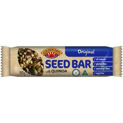 Golden Days Bar With Quinoa Original