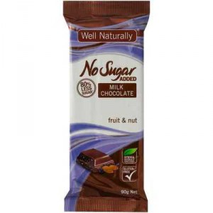 Well Naturally Bar Fruit & Nut