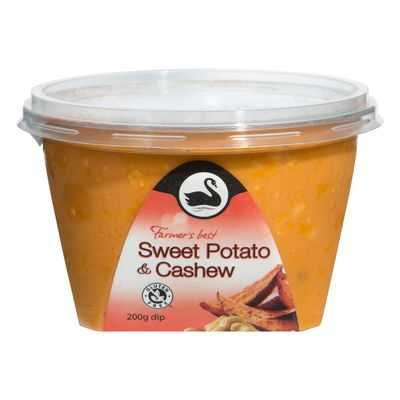 rnash02 reviewed Black Swan Dip Farmer's Best Potato & Cashew