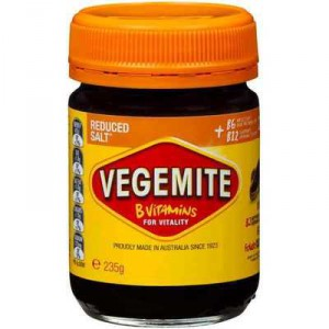 Kraft Vegemite Reduced Salt