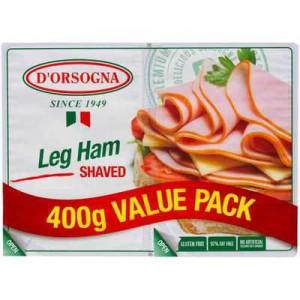 D'orsogna Ham Leg Shaved