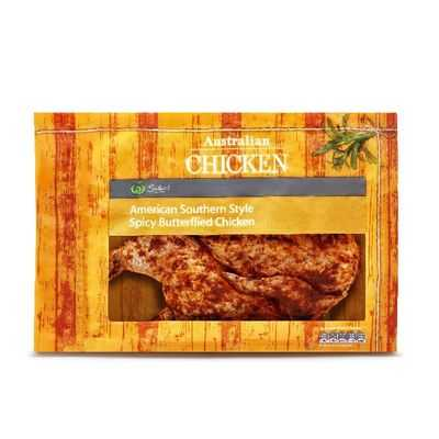 Kimeeja reviewed Butterfly Chicken Southern Style