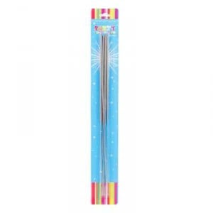 Party Candle Sparkler Straight