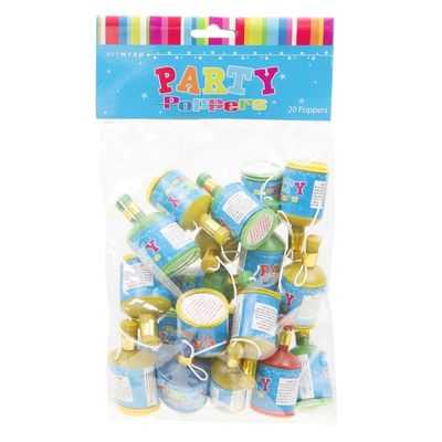 Party Noisemaker Poppers