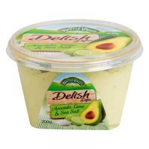 Wattle Valley Dip Delish Avocado & Lime