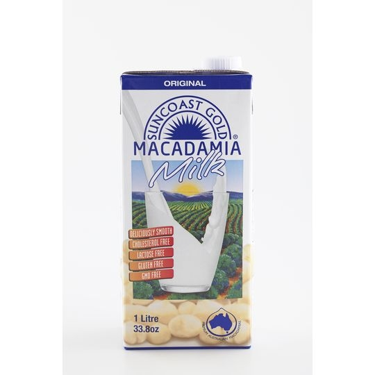 Suncoast Gold Macadamia Milk