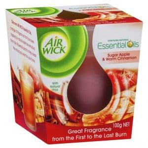 Air Wick Eco Candle Apple & Cinnamon