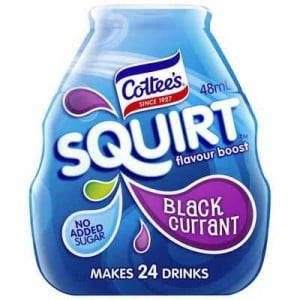Cottees Blackcurrant Squirt