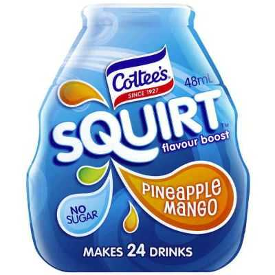 Cottees Pineapple Mango Squirt