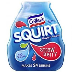 Cottees Strawberry Squirt