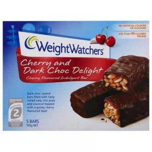 Weight Watchers Cherry & Dark Choc Delight Bar