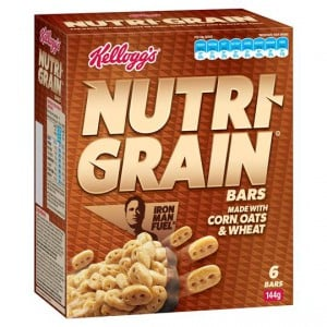 Kellogg's Nutri-grain Bar Original