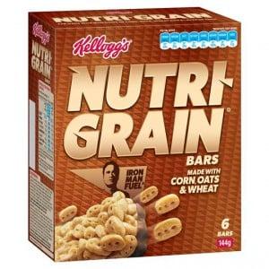 Kellogg's Nutri-grain Bar Original