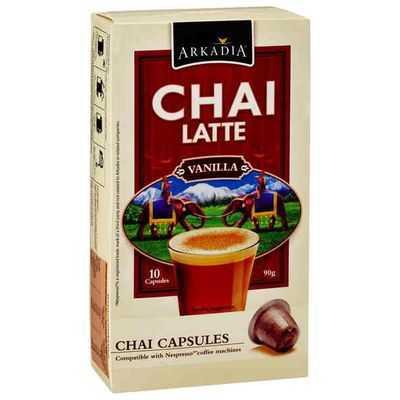 Arkadia Vanilla Chai Latte