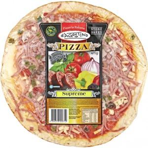 D'agostino Prepared Pizza Supreme