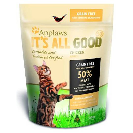 Applaws Adult Dry Cat Food Chicken
