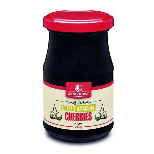 Sandhurst Cherries Amarena