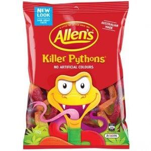 Allen's Killer Python