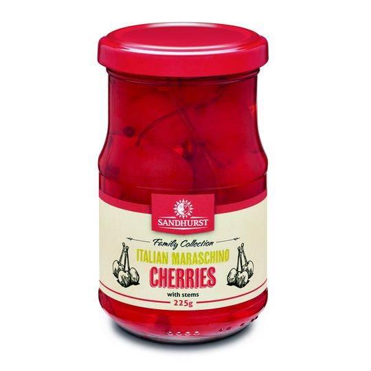 Sandhurst Cherries Maraschino