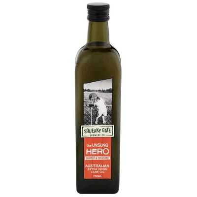 Squeaky Gate Extra Virgin Olive Oil The Unsung Hero