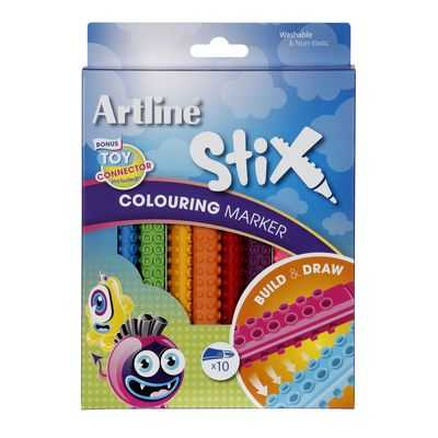 Artline Marker Stix Colouring