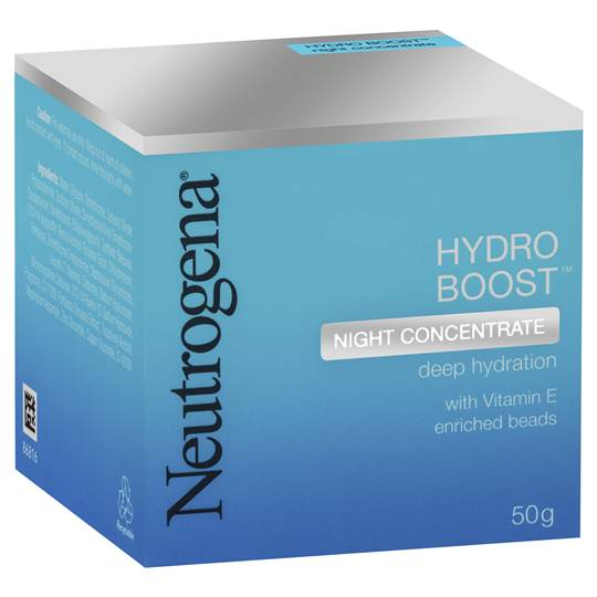 Neutrogena Hydroboost Night Concentrate