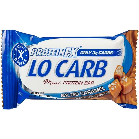 Aussie Bodies Protein Fx Lo Carb Salted Caramel