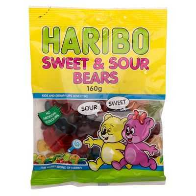 Haribo Sweet & Sour Bears