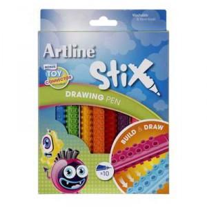 Artline Pen Stix Drawing