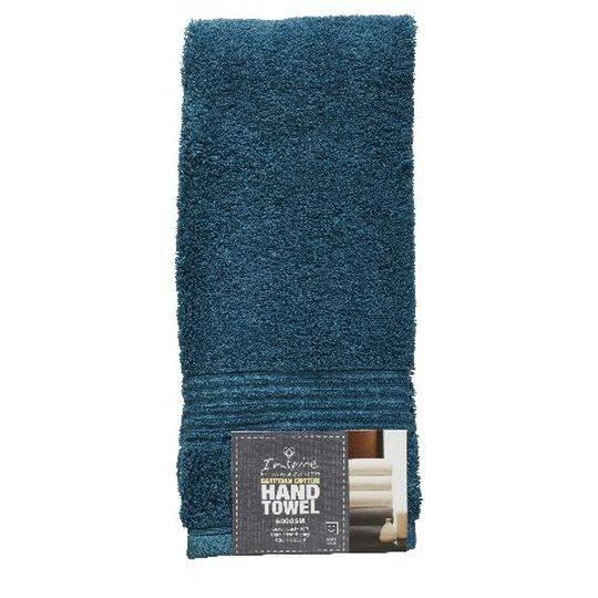 Inspire Premium Hand Towel Petrol