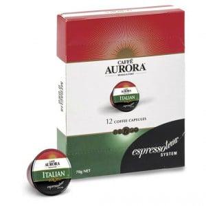 Espressotoria Caffe Aurora Italian Capsule