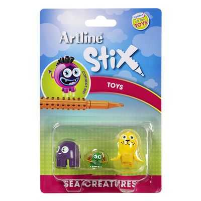 Artline Accessories Stix Character Sea Creature